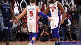 NBA: Détroit au finish, la fin pour Nowitzki et Wade