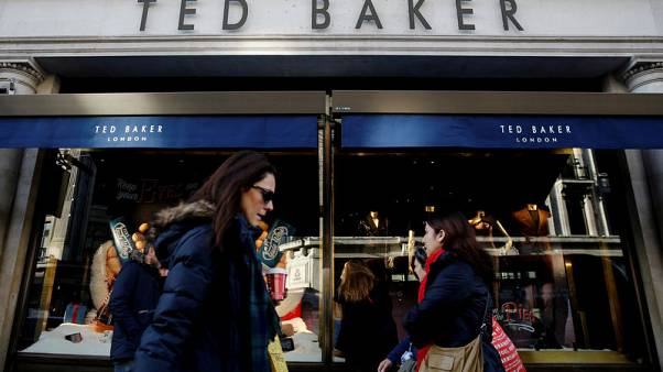 Ted Baker appoints new CEO as probe into founder's conduct ends