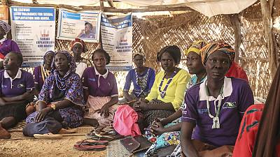 A safe haven for women and girls: Aweil centre supporting prevention and response to gender-based violence (Joshua Mmali)