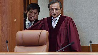South Korea court strikes down law criminalising abortion in landmark ruling