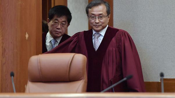 South Korea court strikes down law criminalising abortion in landmark ruling