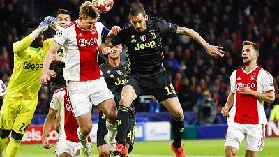 """Champions, Bonucci """"il sogno continua"""""""