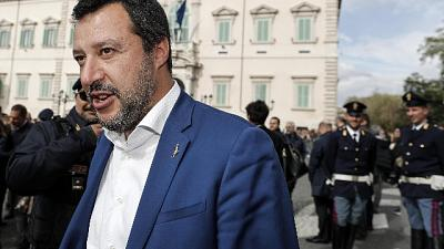 Libia:Salvini,approfondire ruolo Francia