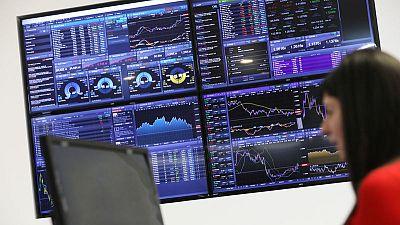 FTSE 100 slips on global slowdown fears, Brexit delay cushions fall