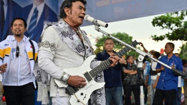 L'Indonésie monte le son: la musique arme secrète de la campagne électorale