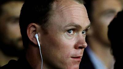 Cycling - Froome to race for Team Sky in Tour of the Alps