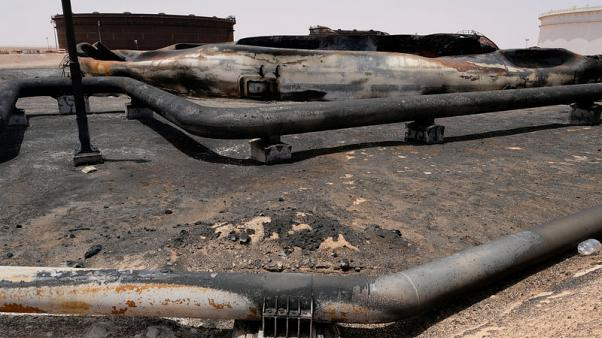 Explainer: As conflict flares once more, what's at stake for Libya's oil?