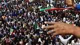 تجمع المهنيين السودانيين: لن نقبل إلا بحكومة مدنية