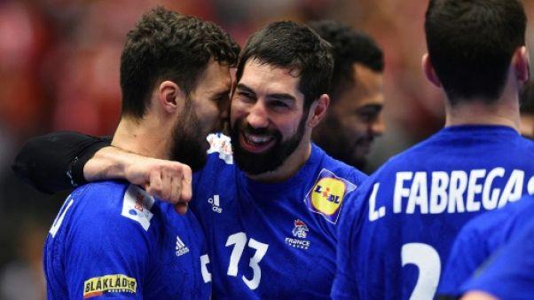 Hand: les Bleus face au Portugal pour valider le ticket pour l'Euro-2020