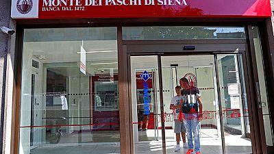 Italian bank Monte dei Paschi ponders possible tie-ups