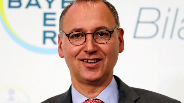 CEO sees Bayer 'massively' affected by herbicide litigation