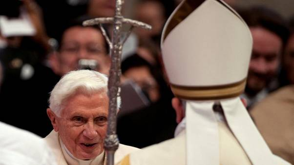 Sexual revolution of 1960s led to Church abuse crisis, ex-pope says