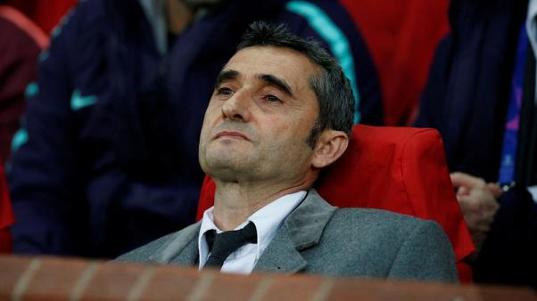 Valverde set to ring the changes for treble-chasing Barca