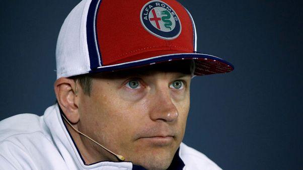 Raikkonen says Formula One has become a bit of a hobby