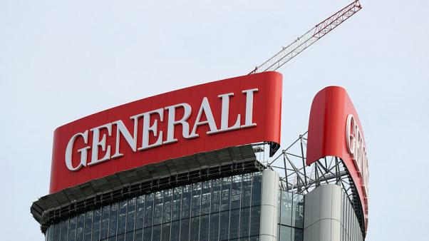 Italy's Generali to invest $1.1 billion in new asset manager