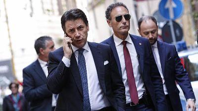 """Libia, Conte: """"Italia molto preoccupata"""""""