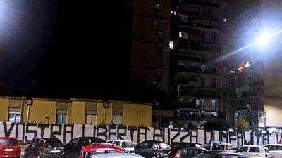 Scritta contro pentiti,lettera a Salvini