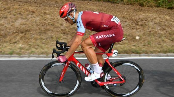 L'Allemand Marcel Kittel lors du Tour d'Allemagne, le 23 août 2018
