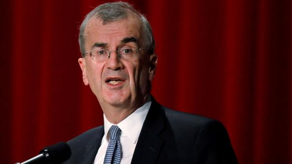 ECB to keep policy as easy as needed - Villeroy