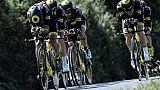 Cyclisme: Direct Energie change de nom et d'apparence