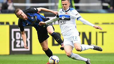Unheralded Atalanta threaten to upset the applecart