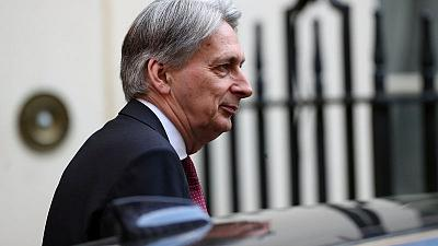 Hammond says will urge finance chiefs to tackle climate change