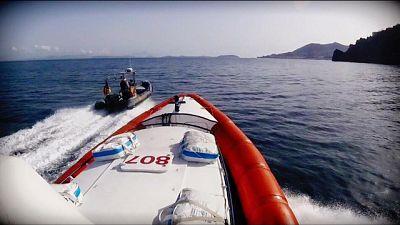 Intercettato barcone, 90 a Lampedusa