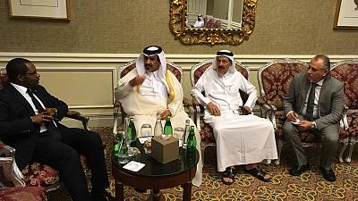 Les pays exportateurs de gaz et les leaders de l'énergie du Qatar rencontrent le ministre du Pétrole de la Guinée équatoriale à l'occasion du tout premier sommet des chefs d'État du gaz sur le sol africain