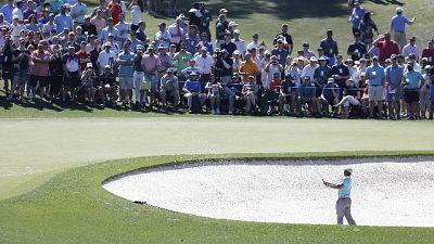 Masters: Woods comincia tra gli applausi