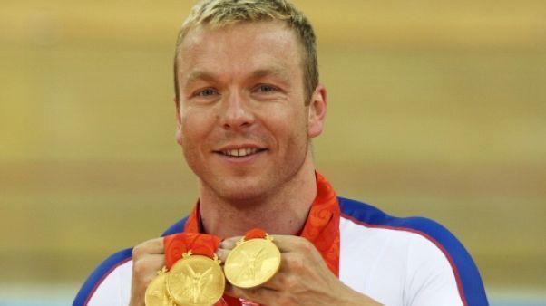 Chris Hoy, légende du cyclisme sur piste, va s'essayer au rallycross