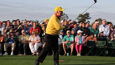 Nicklaus thinks Augusta National will eventually allow smartphones