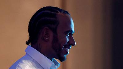 Hamilton focussed on Ferrari but still wary of Red Bull