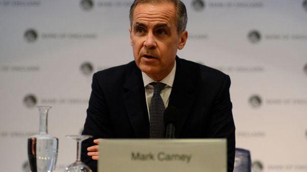 """محافظ بنك إنجلترا: بريطانيا قد تحتاج """"بعض الوقت"""" للوصول إلى توافق بشأن بريكست"""