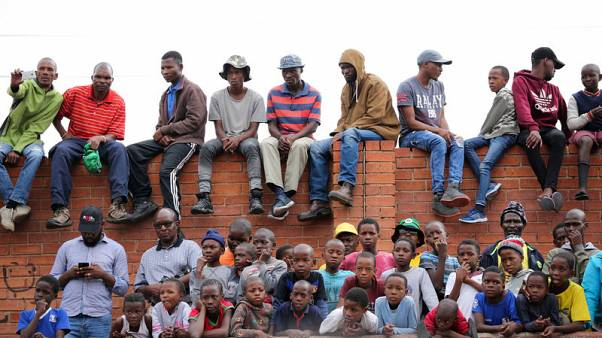 South African township squalid and neglected despite 25 years of black rule