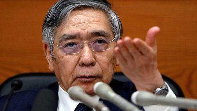 BOJ Kuroda: Global economy to see 'sufficiently high' growth next year
