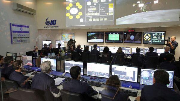 مركبة الفضاء الإسرائيلية بيريشيت تصل القمر لكن عملية الهبوط لم تنجح