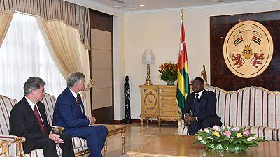 Le nouvel ambassadeur des États-Unis au Togo présente ses lettres de créance