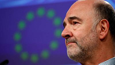 Italy must deliver on structural deficit pledge to EU - Moscovici