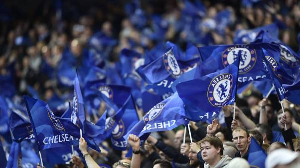 Chelsea fans denied entry to Prague match over alleged racist chant