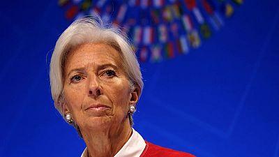 Lagarde bashes economic theory embraced by U.S. leftists
