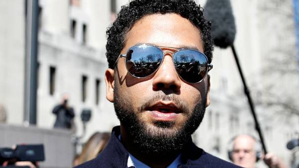 Chicago sues actor Jussie Smollett for police costs