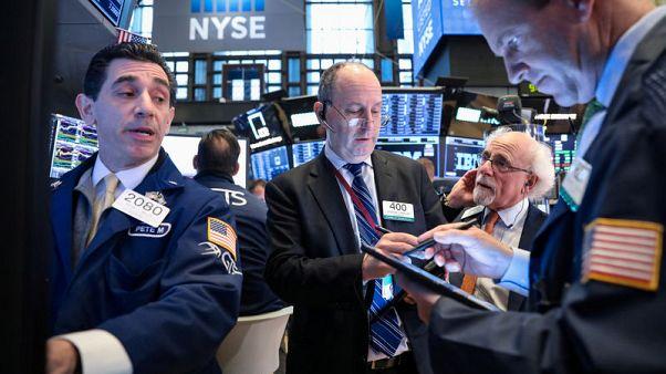 China data, JPMorgan results lift stocks, riskier assets