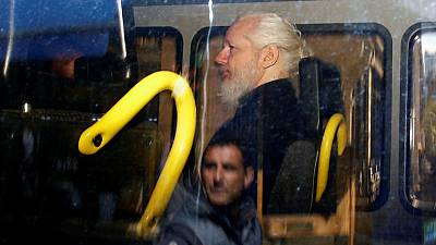 After years of giving refuge, Ecuador suspends Assange's citizenship