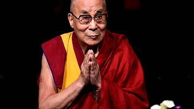 Dalai Lama discharged from Delhi hospital after chest infection - press secretary