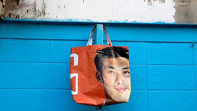 From trash to totes - Thai designer makes politics fashionable