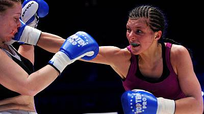 Hammer says Shields fight will change women's boxing