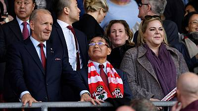 Southampton part company with chairman Krueger