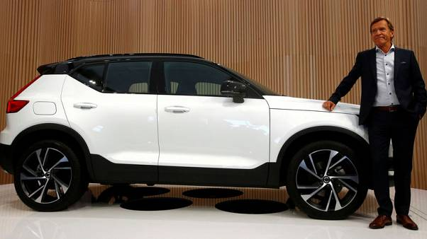 Volvo to build XC40 SUV in China as demand grows