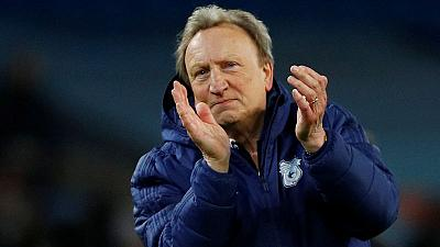 Cardiff need 10 more points to avoid the drop, says Warnock