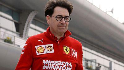 Mick Schumacher very like his father, says Binotto